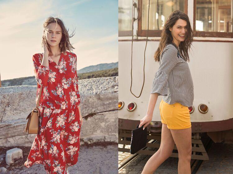 7ad57d5e72 Looks d'été : 20 tenues de vacances à adopter dès maintenant : Femme  Actuelle Le MAG
