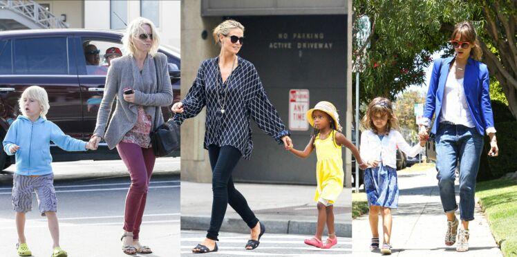 Le top 10 des mamans stars les mieux habillées