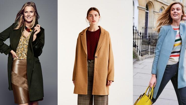 25 jolis manteaux à porter dès maintenant