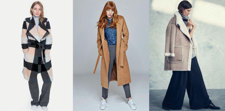 25 nouveautés manteaux