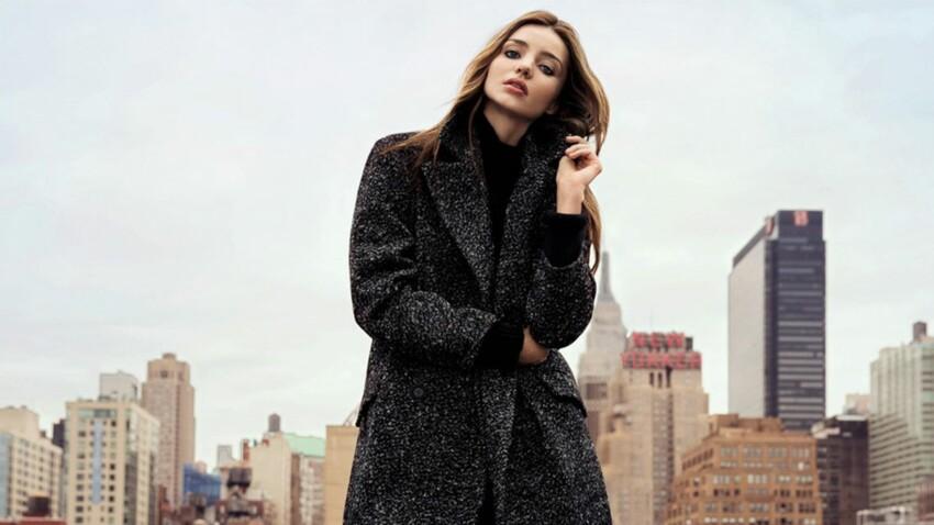 40 manteaux tendance et nos coups de coeur Femme Actuelle