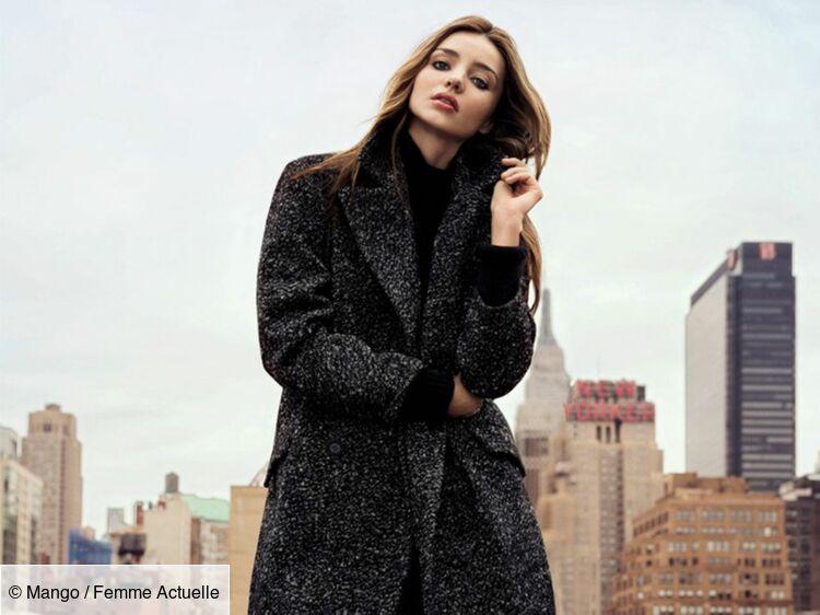12 manteaux très tendance Femme Actuelle