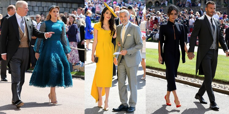 PHOTOS – Mariage Royal : les plus beaux et pires looks des invités