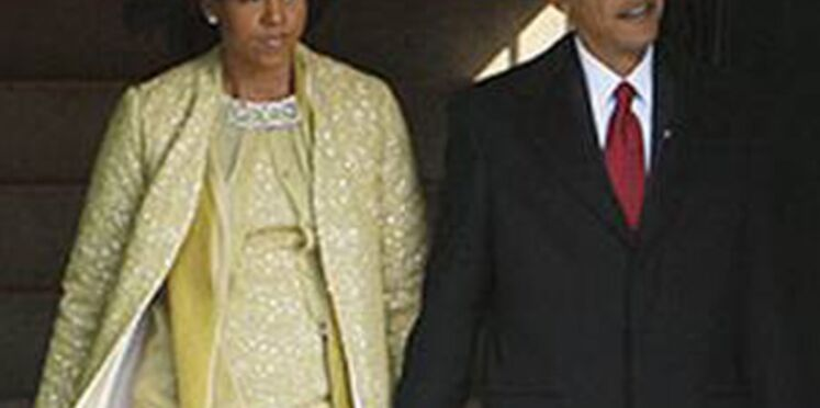 Michelle Obama : son look à l'investiture