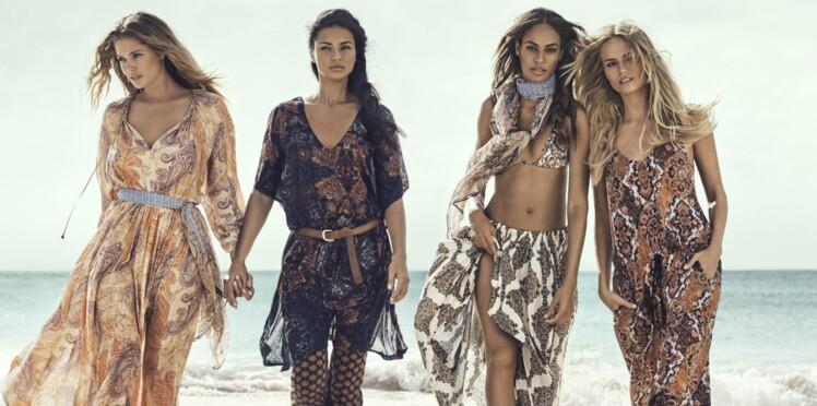 87fabc4283c 25 petites robes de plage   Femme Actuelle Le MAG