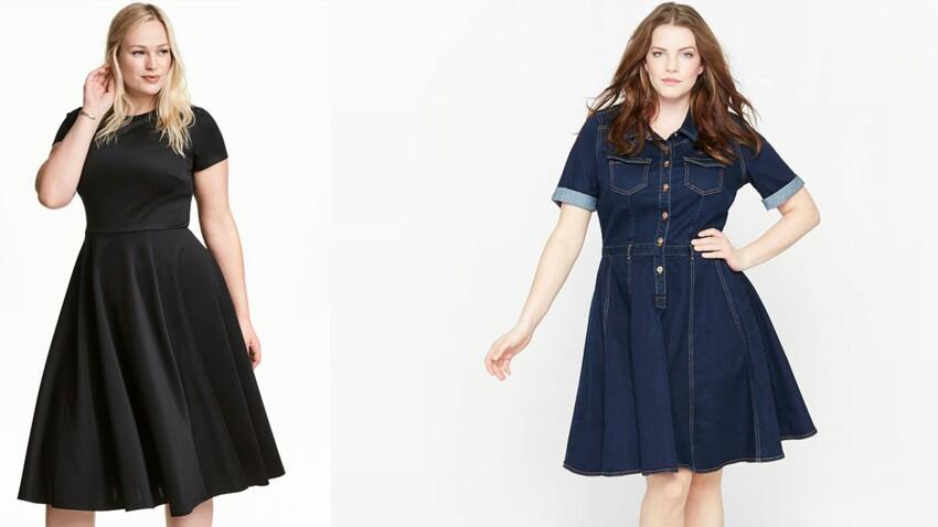 Mode ronde : le top des robes tendance