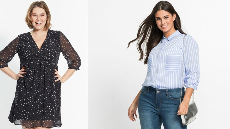 Mode ronde  25 looks pour le printemps