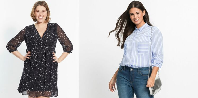 Mode ronde : 25 looks pour le printemps