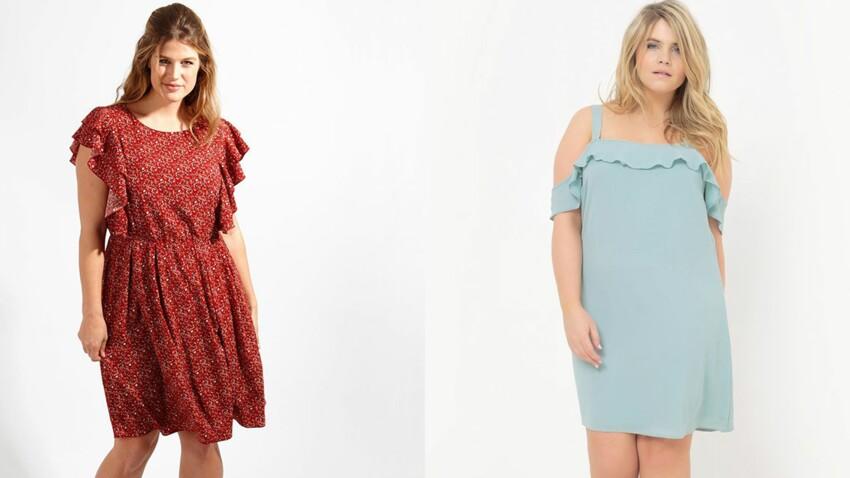 Mode ronde : vive les petites robes d'été !