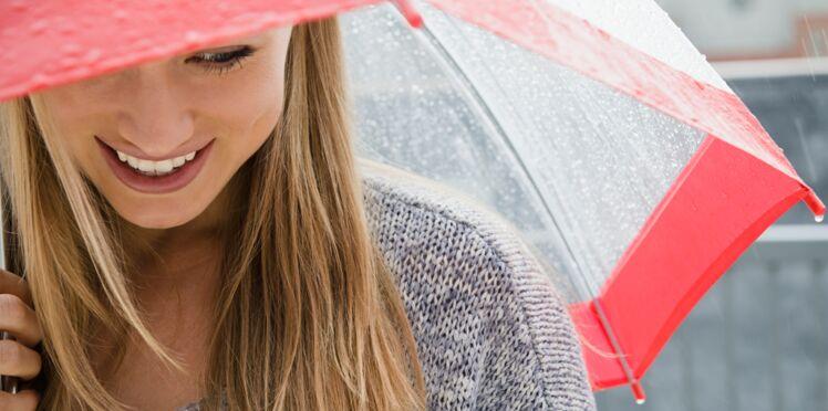 Notre shopping anti-pluie !
