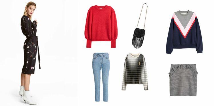 Nouveautés H&M : 20 pièces coup de cœur à shopper au plus vite