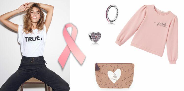 Octobre rose : ces achats mode à faire pour la bonne cause