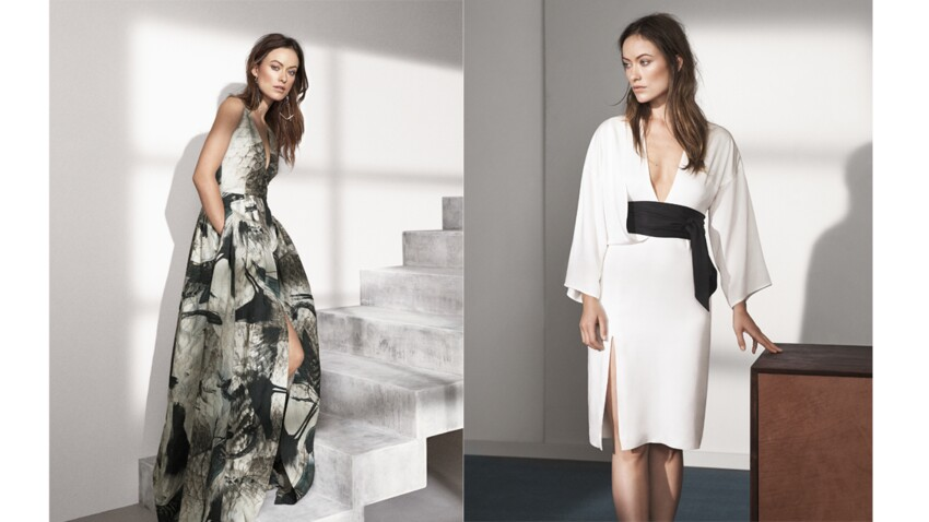 Olivia Wilde : nouveau visage de la ligne Conscious d'H&M