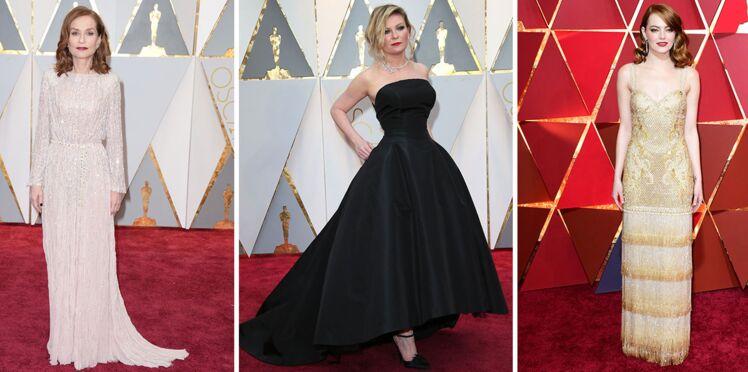Oscars 2017 : les plus belles robes de stars