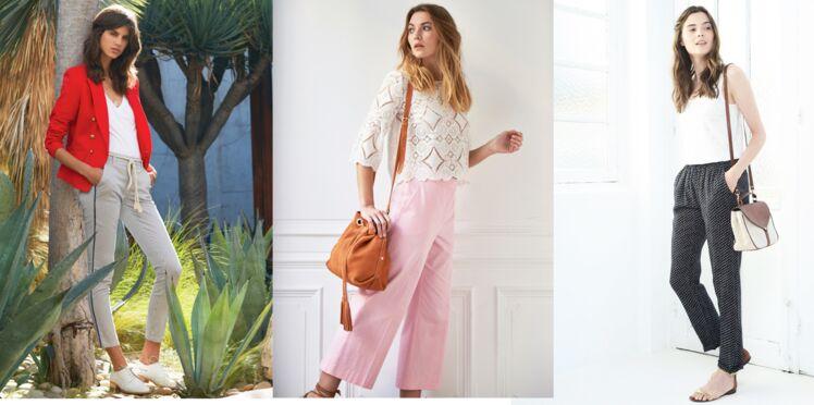 Pantalons : 25 pièces tendance pour cet été