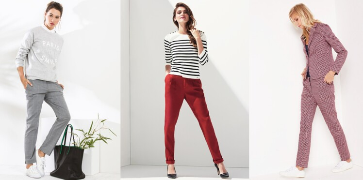 Pantalons : top des modèles du moment