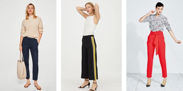 2104d8a245d Pantalon   25 modèles tendance parfaits pour la mi-saison   Femme ...