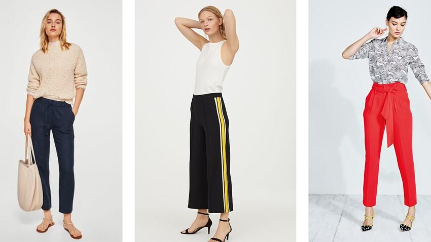 Pantalon : 25 modèles tendance parfaits pour la mi-saison