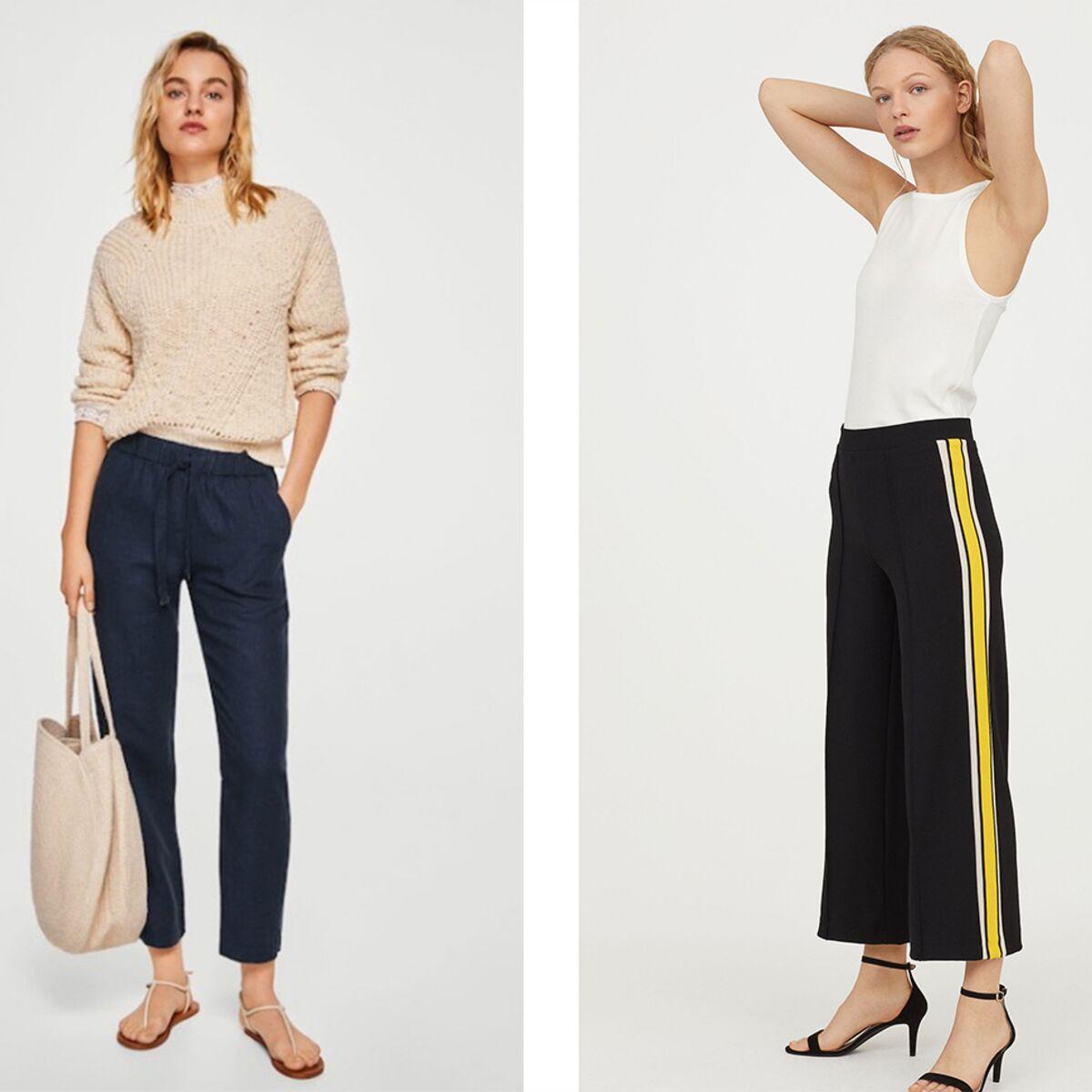 pantalon femme tendance