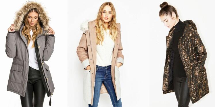 25 parkas pour affronter l'hiver avec style
