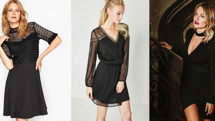 15 petites robes noires qui changent de l'ordinaire pour les fêtes