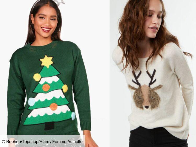 Journée du Pull de Noël 2017 : De jolis pulls pour toute la