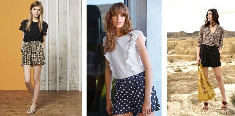 Les plus jolis shorts de l'été : comment les porter ?