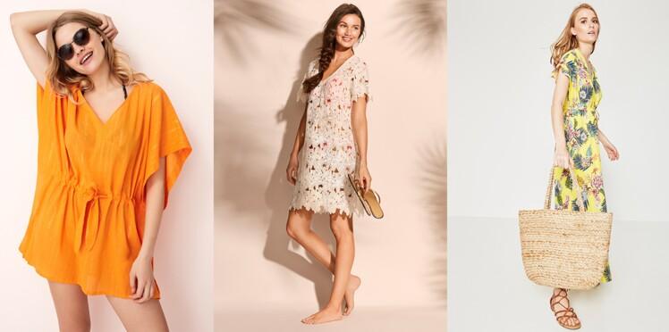 cd0f0f3495b57 Robe de plage : conseils et nouveautés pour être stylée en vacances ...