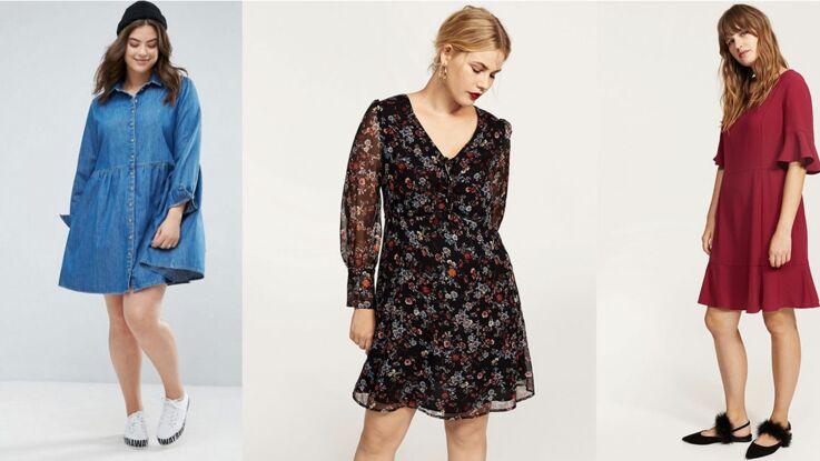 Mode ronde : cap sur les robes tendance à prix doux !