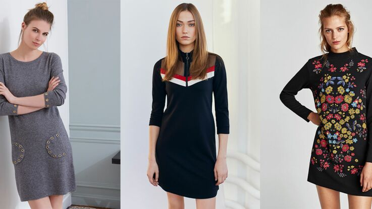 15 robes canons pour rester stylée cet hiver