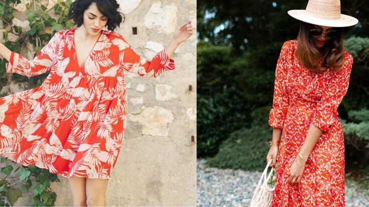 Robe rouge, star de la saison : 25 nouveautés pour trouver la vôtre !