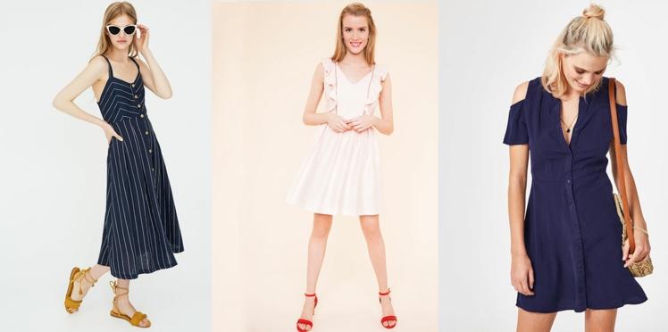 Soldes d'été : top des robes à shopper dès aujourd'hui