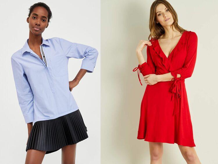 4d02f8a8475a Robe   30 nouveautés canons au top des tendances 2018   Femme Actuelle Le  MAG