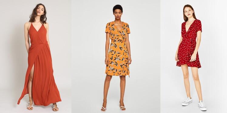 75125c2bde 25 robes de saison à moins de 30 euros : Femme Actuelle Le MAG