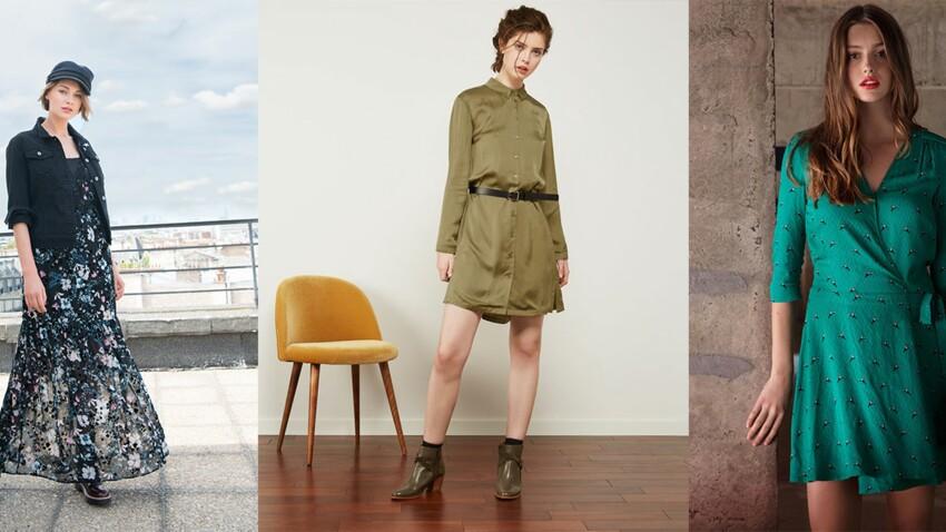 Robe : 20 modèles tendance pour la mi-saison