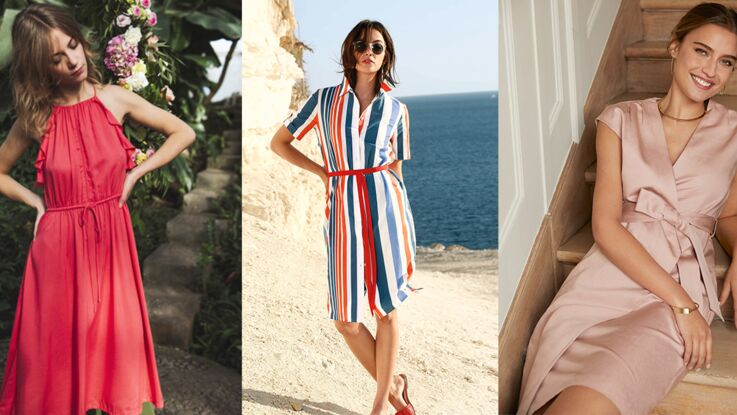 25 robes canons pour le printemps