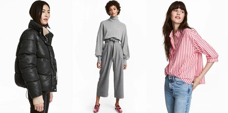 Soldes H&M : 15 pièces mode et accessoires à partir de 2,99 € seulement !