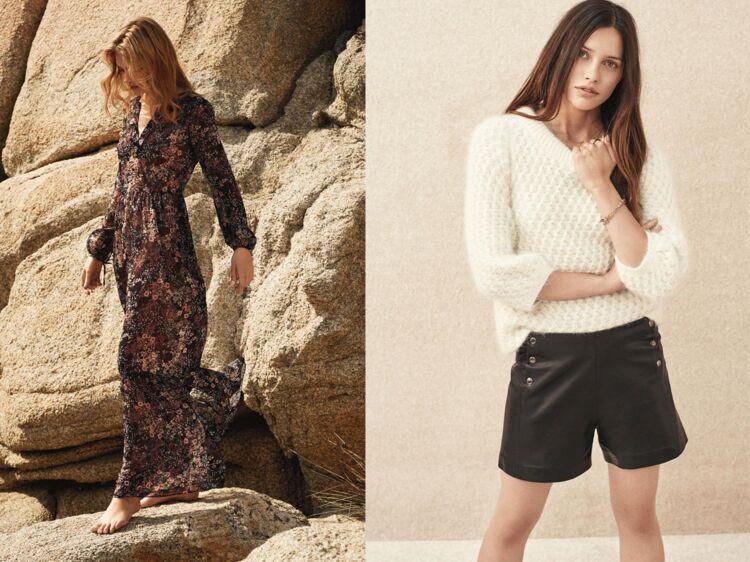 36ccb10263 Collection automne-hiver : les achats malins à porter dès maintenant :  Femme Actuelle Le MAG