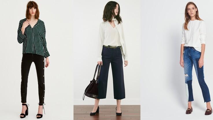 Jean : 30 nouveautés tendance à shopper en 2018