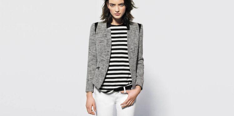 Les bons looks ...  Black & white