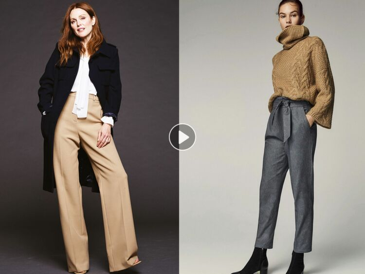 30 pantalons d hiver pour changer du jean !   Femme Actuelle Le MAG f7ba90e58ca3