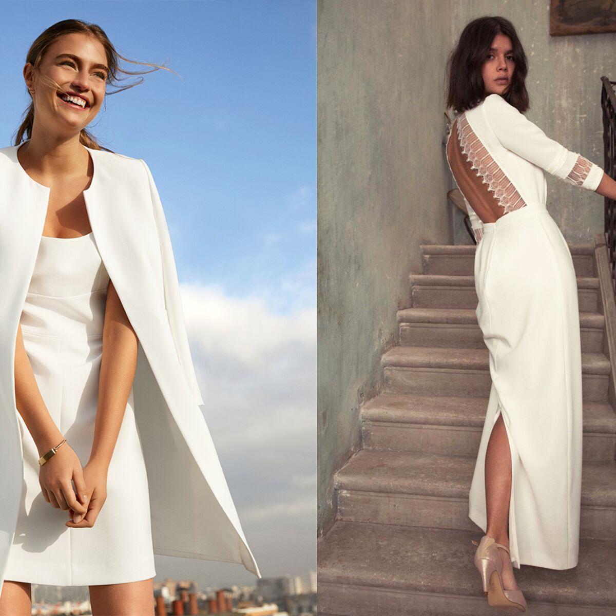 buy \u003e robe blanche pour la mairie, Up