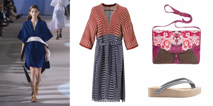 "Kimono & co : adoptez la tendance ""Zen attitude"""