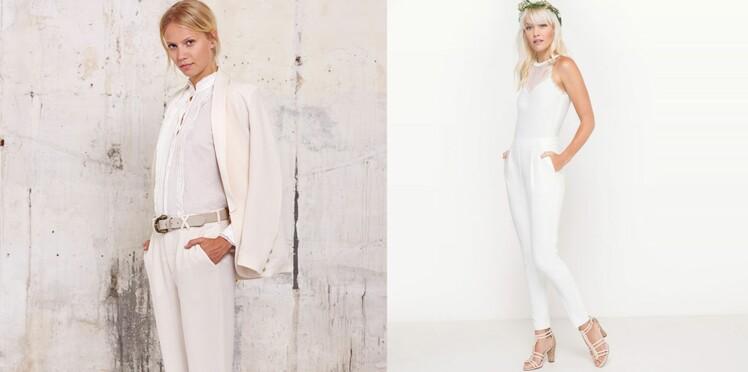 Tenue de mariée : 10 idées pour changer de la classique robe blanche