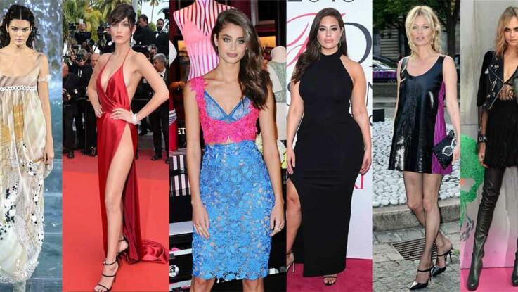 Top 15 des top models à suivre