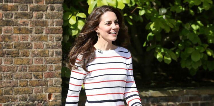 Marinière : 10 tops rayés aussi cool que celui de Kate Middleton