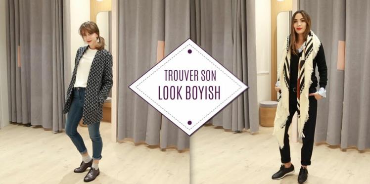 VIDEO - Tendance boyish : trouvez votre look avec les blogueuses !