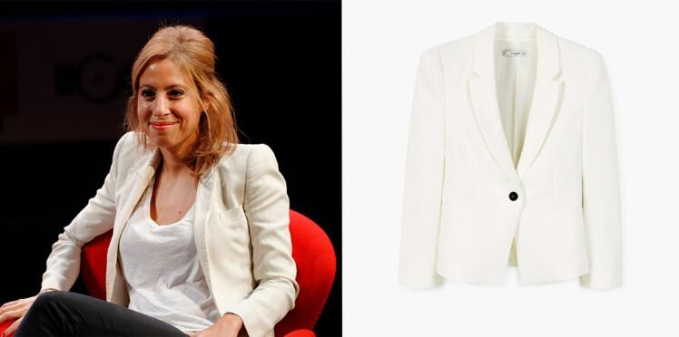Avec quoi mettre une veste blanche