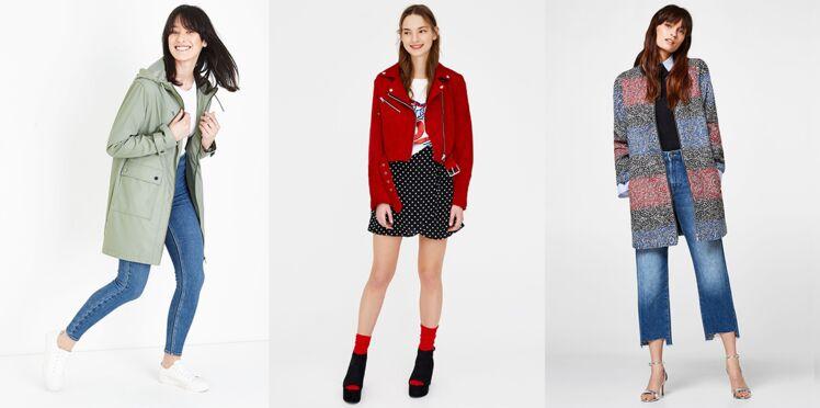 Veste de mi-saison : 30 nouveautés à shopper dès maintenant