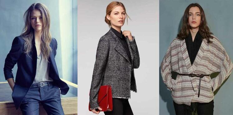 veste mode femme